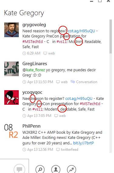 Kate gregorys blog consulting life heres how that tweet looked originally about two weeks earlier fandeluxe Choice Image
