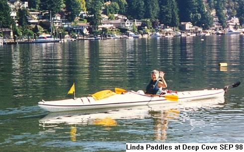 The Canoe Camper - Deep Cove Adventure